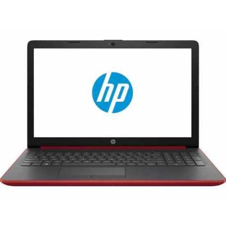 PC Portable HP(4BZ21EA) i3 7è Gén 4Go 1To 15-da0010nk-Rouge