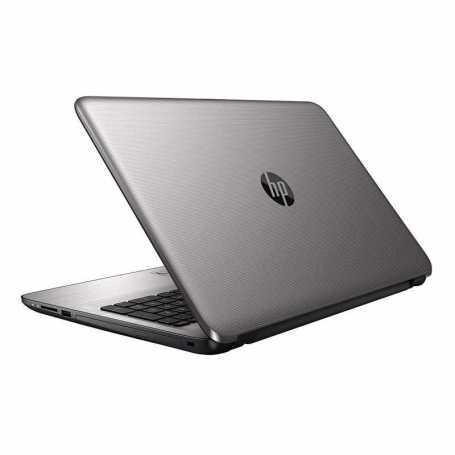 PC Portable HP(4BX73EA) i3 7è Gén 4Go 1To 15-da0006nk-silver