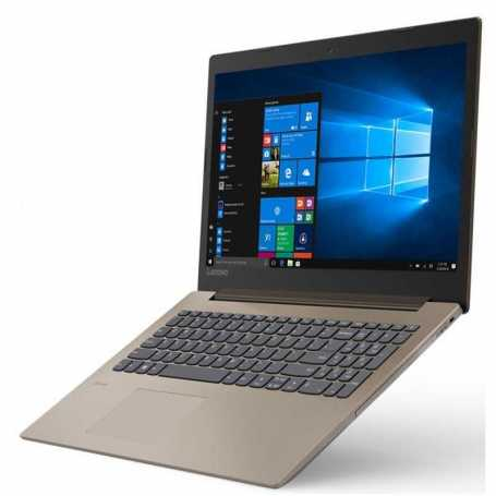 PC Portable LENOVO IP330 Dual Core 4Go 500Go Taupe