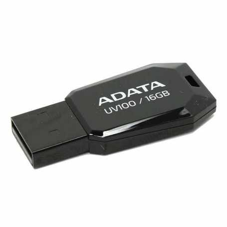 FLASH DISK ADATA UV100 16 GO Noir