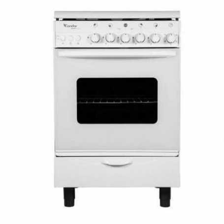 Cuisinière CONDOR Q4500W 55cm- BLANC