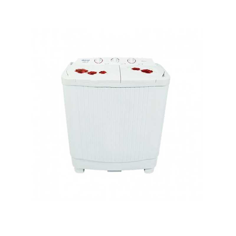 Machine à laver ORIENT XPB 1*8-2  semi-automatique 7kg-Blanc