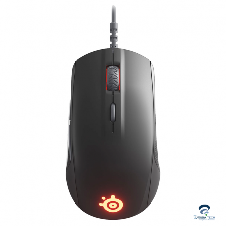 Souris SteelSeries Rival 110 Matte Black