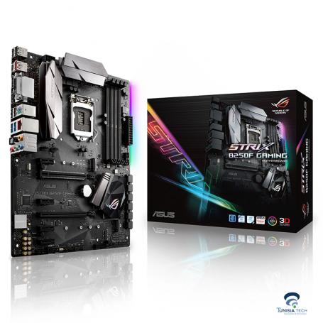 Carte Mère Asus Rog Strix B250F Gaming