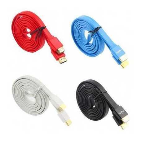 Câble HDMI 1.5M Plat