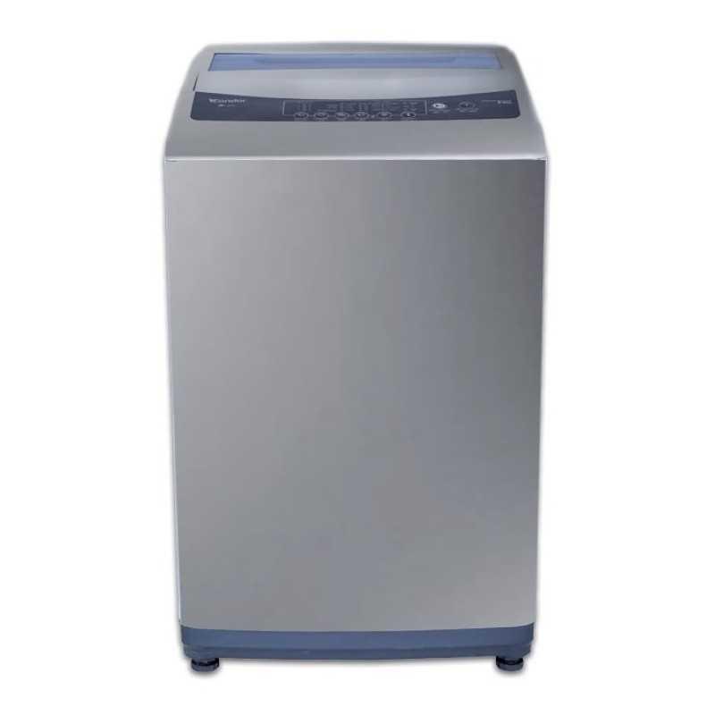 machine laver top automatique condor 8 kg gris. Black Bedroom Furniture Sets. Home Design Ideas