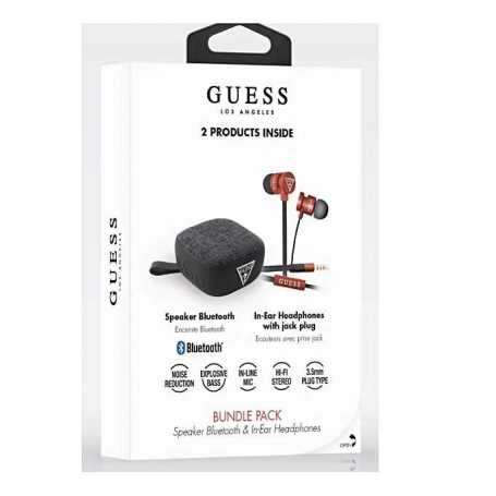 BUNDLE Pack Guess BLUETOOTH
