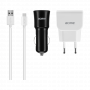 Pack ACME CH13 3 in 1 chargeur et cable