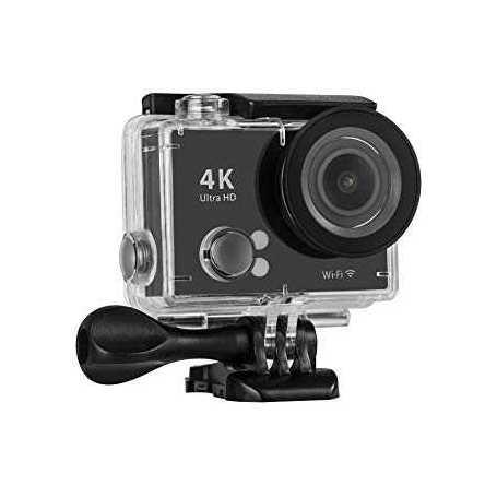 Camera Acme ultra VR06-4k sport-wifi -Noir