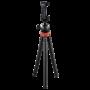 """Trépied Hama """"FlexPro"""" pour smartphone, GoPro et appareils photo, 27cm"""