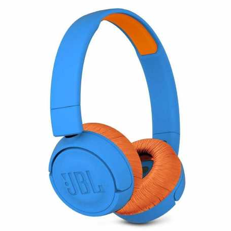 Casque Bluetooth JBL JR300BT - Bleu