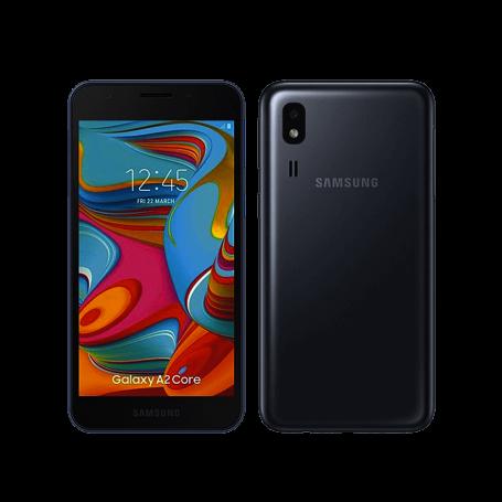 Samsung A2 core noir prix Tunisie
