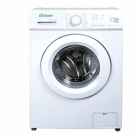 Machine à laver automatique orient 6 kg-Blanc