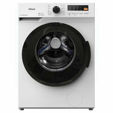 Machine à laver automatique orient 7 kg-Blanc