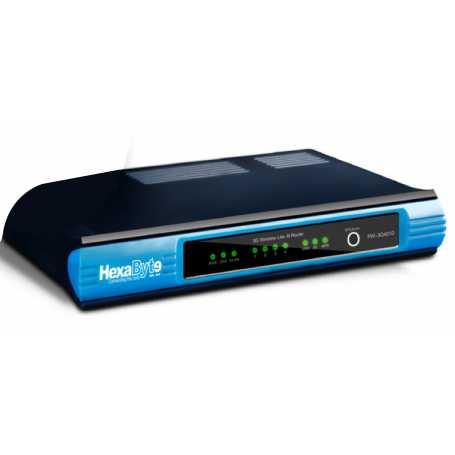 Routeur hexabyte 3G