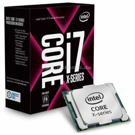 Processeur INTEL I7 7800X