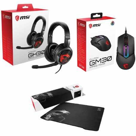Pack Gaming Msi -G30 -Tunisiatech