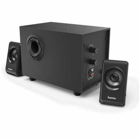 Système audio Hama 2.1 - BA-2112- noir