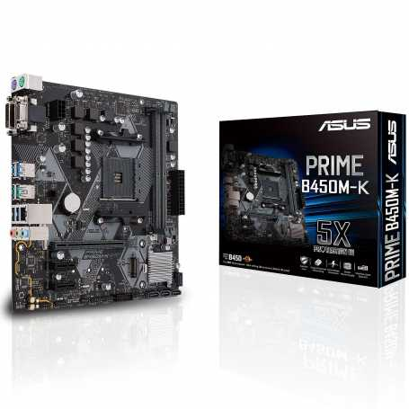 Carte Mère Asus Prime B450M-K