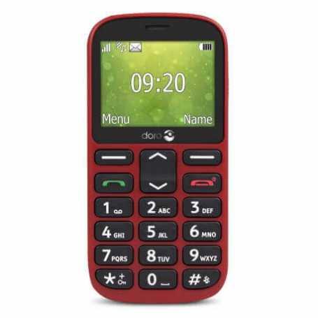 Téléphone Doro 1360 -Rouge