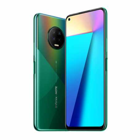 Infinix Note 7 Forest Green