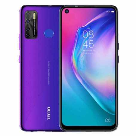 Tecno Camon 15 Blue Purple prix Tunisie