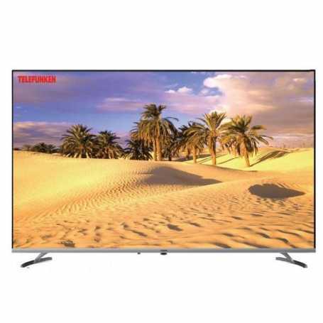 TV TELEFUNKEN 65'' Ultra HD Smart 4K prix Tunisie