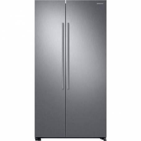 Réfrigérateur Samsung Side by Side avec technologie Froid Ventilé Plus 660 L Gris prix Tunisie