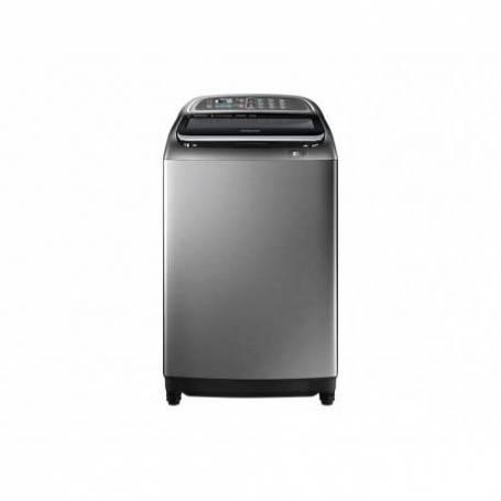 Machine à laver Active Dualwash Top 18 Kg Silver WA18J6750SP