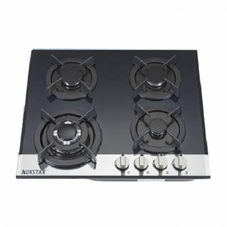 Plaque de cuisson encastrable AUXSTAR 4F 500V Noir prix Tunisie