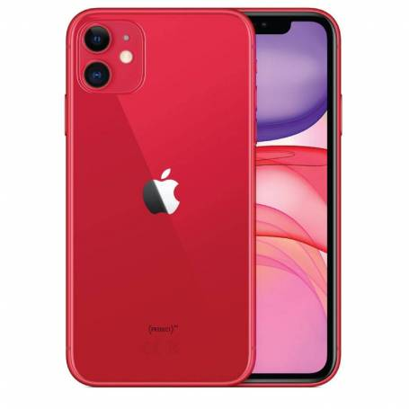 Apple iPhone 11 (64Go) - Red