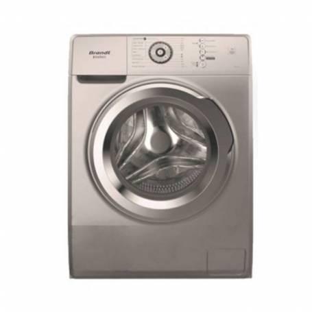 Machine a laver automatique BRANDT 8 Kg Silver