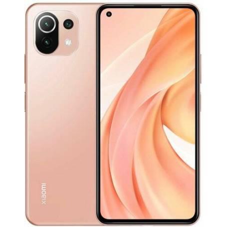 Xiaomi Mi11 lite -Peach Pink