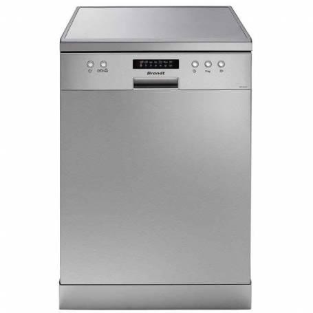 Lave Vaisselle BRANDT LVC137S 13 Couverts - Silver