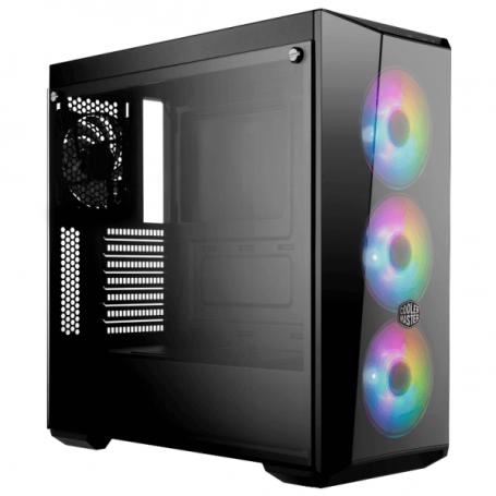 PC Gamer COOLERMASTER -ryzen 5 1600AF -GTX1050 TI 4GT OC-8GB