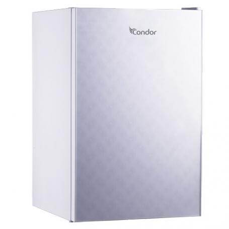 Mini Bar Réfrigérateur R6 porte verre Blanc