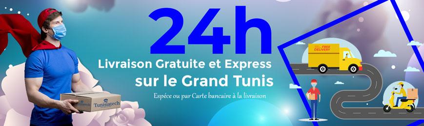 livraison gratuite en tunisie