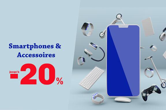 smartphones en promos