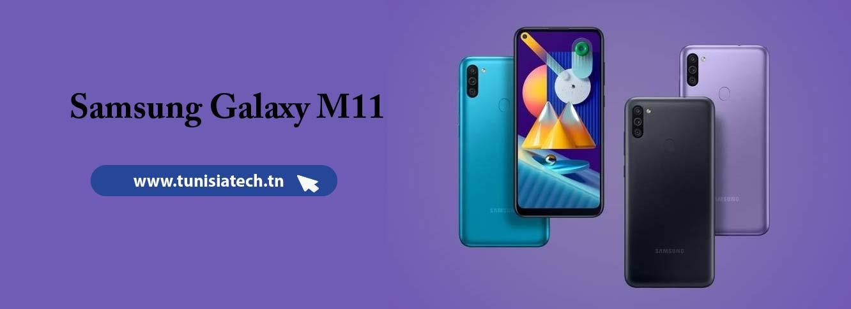 Samsung galaxy m11, samsung m11 ,samsung galaxy m11 tunisie au meilleur prix